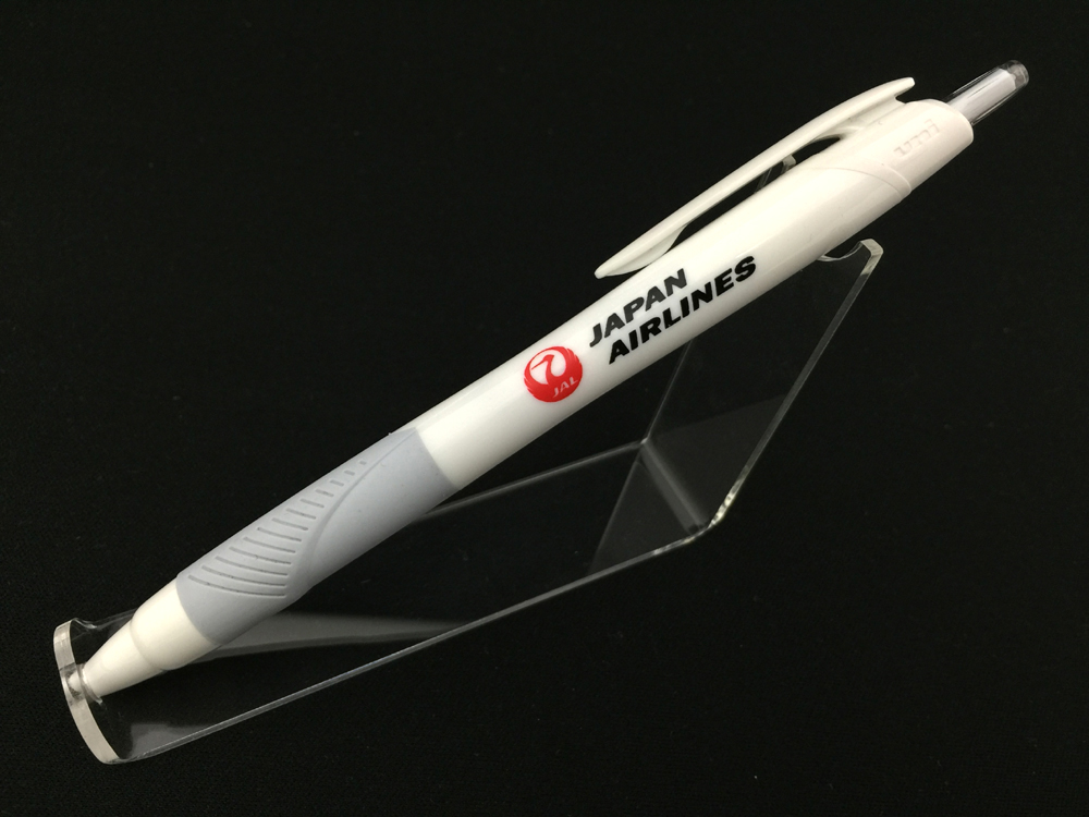 JALのジェットストリームペン